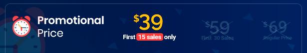 Anvoy Logistics Promotional Price Banner